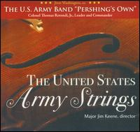 The United States Army Strings - Alvy Powell (bass); Emily Leader (violin); Erin Sammon (penny whistle); Erin Sammon (violin); Julie Sodee (percussion);...