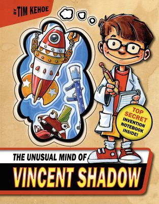 The Unusual Mind of Vincent Shadow - Kehoe, Tim