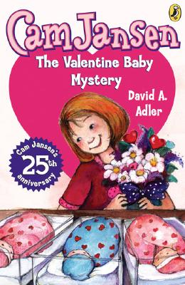 The Valentine Baby Mystery - Adler, David A