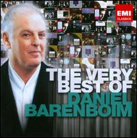 The Very Best of Daniel Barenboim - Alberto Rinaldi (vocals); Andrea Bonig (mezzo-soprano); Anne Pashley (soprano); Antigone Sgourda (vocals);...