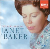The Very Best of Janet Baker - André Previn (piano); Cecil Aronowitz (viola); Daniel Barenboim (piano); English Chamber Orchestra; Geoffrey Parsons (piano);...