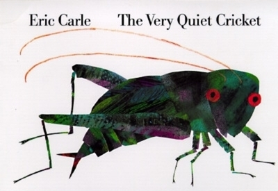 The Very Quiet Cricket Board Book - Carle, Eric
