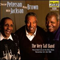 The Very Tall Band: Live at the Blue Note - Oscar Peterson & the Very Tall Band