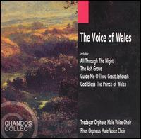 The Voice of Wales - Rhos Orpheus Male Voice Choir (choir, chorus); Tredegar Orpheus Male Voice Choir (choir, chorus)