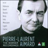 The Warner Recordings - Alexei Lubimov (piano); Emmanuel Pahud (flute); Pierre-Laurent Aimard (piano); Sophie Cherrier (flute); Tabea Zimmermann (viola)