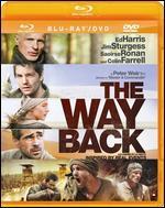 The Way Back [Blu-ray/DVD]