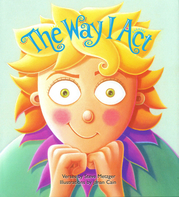 The Way I Act - Metzger, Steve