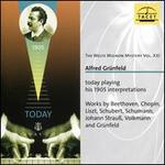 The Welte Mignon Mystery Vol. XXI: Works by Beethoven, Chopin, Liszt, Schubert, Schumann, Johann Strauß, Volkmann, Gr