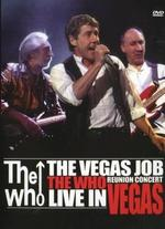 The Who: The Vegas Job - Reunion Concert Live in Vegas