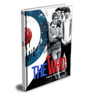 The Who: Their Generation - O'Neill, Michael, and Grice, Darren (Designer), and O'Neill, Tom (Editor-in-chief)