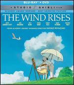 The Wind Rises [Blu-ray/DVD] [2 Discs] - Hayao Miyazaki
