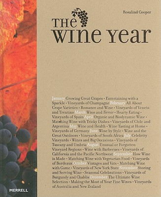 The Wine Year - Cooper, Rosalind