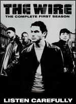 The Wire: The Complete First Season [5 Discs]