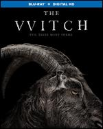The Witch [Includes Digital Copy] [Blu-ray] - Robert Eggers