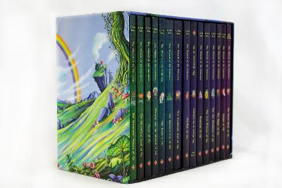 The Wizard of Oz Collection - Baum, L. Frank