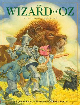 The Wizard of Oz - Baum, L Frank