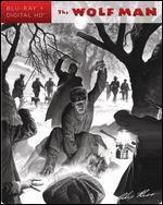 The Wolf Man: Alex Ross SteelBook Art [Blu-ray] [SteelBook] [Only @ Best Buy]