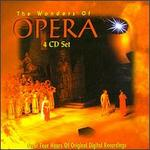 The Wonders Of Opera, Vol. 1-4
