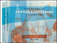 The Works of Arnold Schoenberg, Vol. 1 - 20th Century-Fox Symphony Orchestra; Alan R. Kay (clarinet); Charles Neidich (clarinet); Christopher Oldfather (piano);...