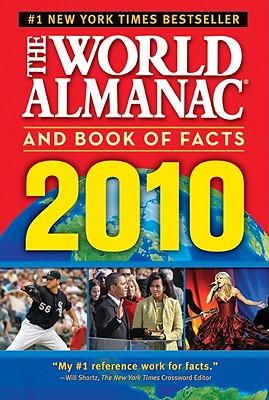 The World Almanac and Book of Facts 2010 - World Almanac Books, and Joyce, Alan C (Editor)