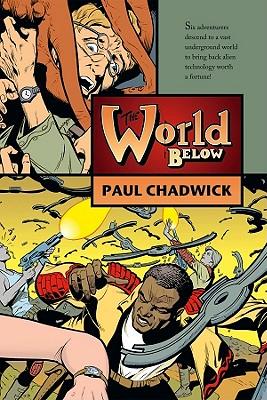 The World Below - Chadwick, Paul