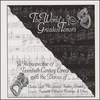 The World's Greatest Tenors - Beniamino Gigli (tenor); Derek Oldham (tenor); Enrico Caruso (tenor); Giuseppe di Stefano (tenor); Heddle Nash (tenor);...