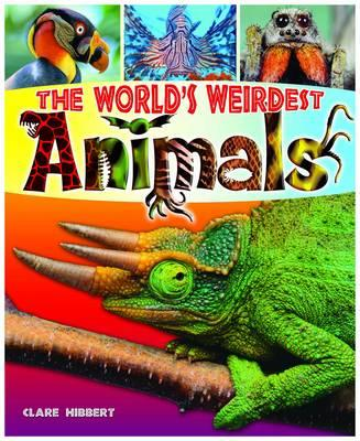 The World's Weirdest Animals - Hibbert, Clare