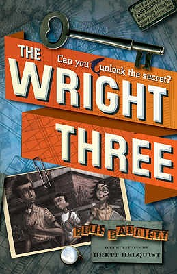 The Wright Three - Balliett, Blue