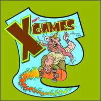 The X Games: The Soundtrack Album - Various Artists