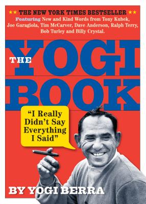 The Yogi Book - Berra, Yogi