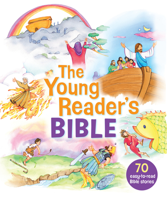 The Young Reader's Bible - Bruno, Bonnie, and Reinsma, Carol