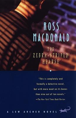 The Zebra-Striped Hearse - MacDonald, Ross