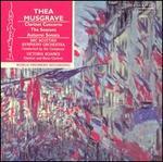 Thea Musgrave: Clarinet Concerto; The Seasons; Autumn Sonata