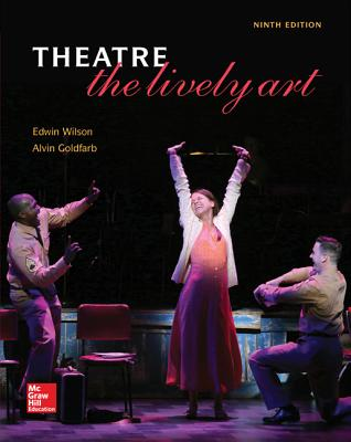 Theatre the lively art book by edwin wilson mr alvin goldfarb theatre the lively art wilson edwin and goldfarb alvin mr fandeluxe Images