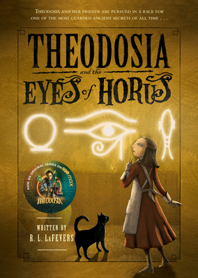 Theodosia and the Eyes of Horus - La Fevers, R L