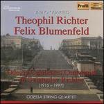 Theophil Richter, Felix Blumenfeld: String Quartets - Odessa Celebrates Centennial of Sviatoslav Richter