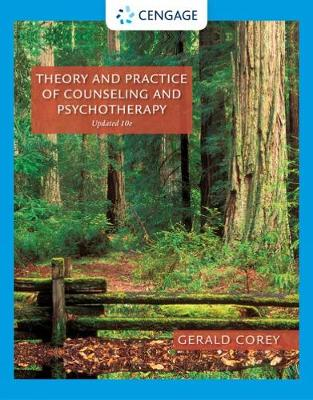 Theory and Practice of Counseling and Psychotherapy, Enhanced - Corey, Gerald