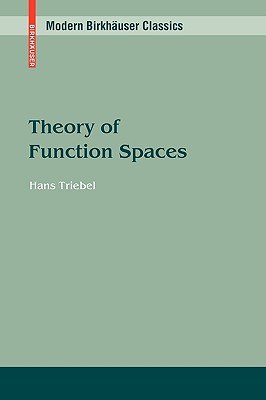 Theory of Function Spaces - Triebel, Hans