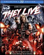 They Live [Collector's Edition] [Blu-ray]