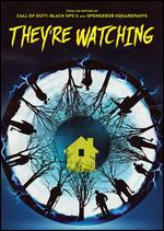 They're Watching - Jay Lender; Micah Wright