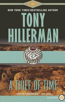 Thief of Time - Hillerman, Tony