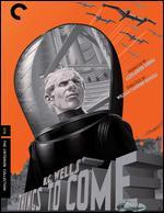 Things to Come [Criterion Collection] [Blu-ray]