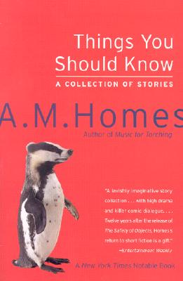 Things You Should Know: A Collection of Stories - Homes, A M