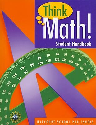 Think Math! Student Handbook, Grade 5 - Harcourt (Creator)