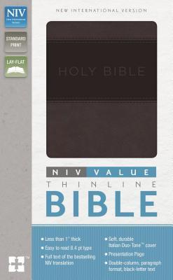Thinline Bible-NIV - Zondervan