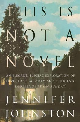 This Is Not a Novel - Johnston, Jennifer