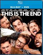 This Is the End [Blu-ray/DVD] [2 Discs]