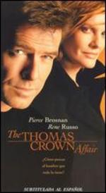 Thomas Crown Affair [Blu-ray/DVD]