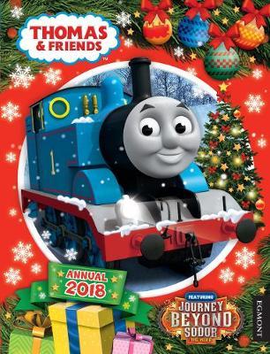 Thomas & Friends: Annual 2018 - Egmont UK Ltd (Prepared for publication by)