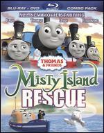 Thomas & Friends: Misty Island Rescue [2 Discs] [Blu-ray/DVD]